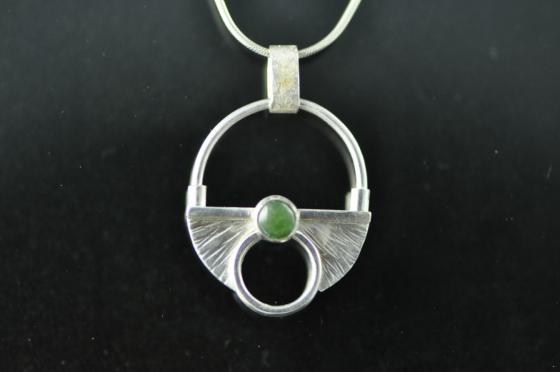 Pounamu and sterling silver pendant pounamu pendants and pounamu and sterling silver pendant mozeypictures Gallery